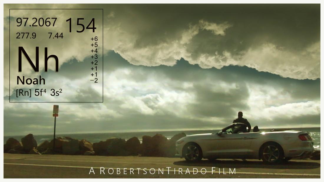 Landscape poster Noah